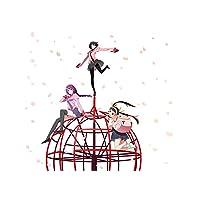 【Amazon.co.jp限定】終物語 第六巻/まよいヘル(六~八巻連動購入特典:「描き下ろし六~八巻収納BOX(キャラ:忍野 扇、羽川 翼)」引換シリアルコード付)(完全生産限定版) [Blu-ray]