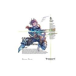 【Amazon.co.jp限定】GRANBLUE FANTASY The Animation 3(全巻購入特典:「B2布ポスター」「原作描き下ろしイラスト使用 全巻収納BOX」引換シリアルコード付)(完全生産限定版) [Blu-ray]
