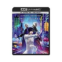 ゴースト・イン・ザ・シェル (4K ULTRA HD + Blu-rayセット) [4K ULTRA HD + Blu-ray]