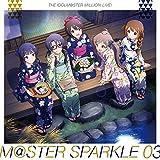 【Amazon.co.jp限定】 THE IDOLM@STER MILLION LIVE! M@STER SPARKLE 03 (02&03連動購入特典:「デカジャケット(2枚セット)」引換シリアルコード付)