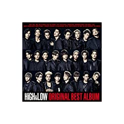 HiGH & LOW ORIGINAL BEST ALBUM(CD2枚組+スマプラ)