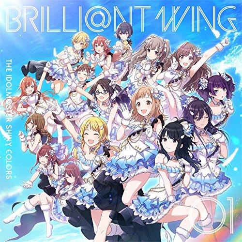 ゲーム『アイドルマスター シャイニーカラーズ』BRILLI@NT WING 01「Spread the Wings!!」 (特典なし)