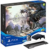 PlayStation 4 MONSTER HUNTER: WORLD Starter Pack Black (CUHJ-10022) 【Amazon.co.jp限定】アンサー PS4用縦置きスタンド付