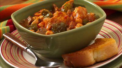 Slow-Cooker Hunter's Stew with Chicken Recipe - BettyCrocker.com
