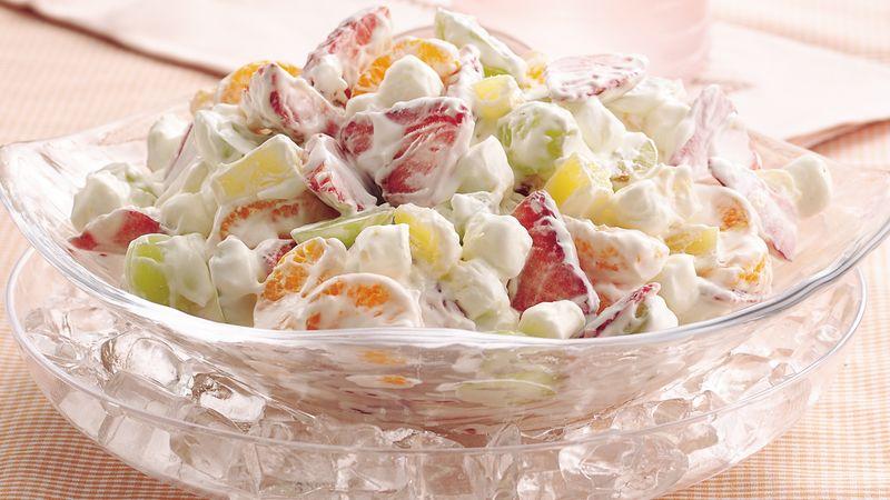 Pudding Fruit Salad Recipe Bettycrockercom