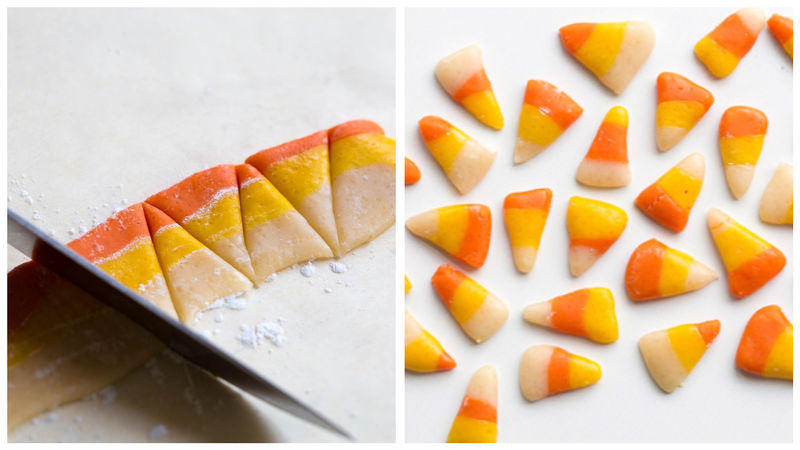 How To Make Vegan Candy Corn Recipe Tablespooncom