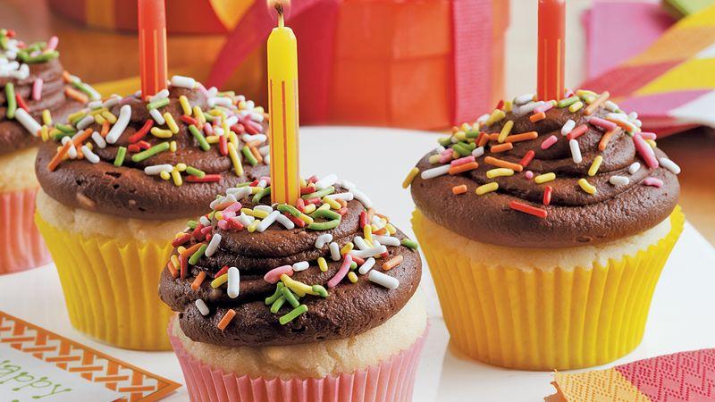 Gluten-Free Celebration Cupcakes Recipe - BettyCrocker