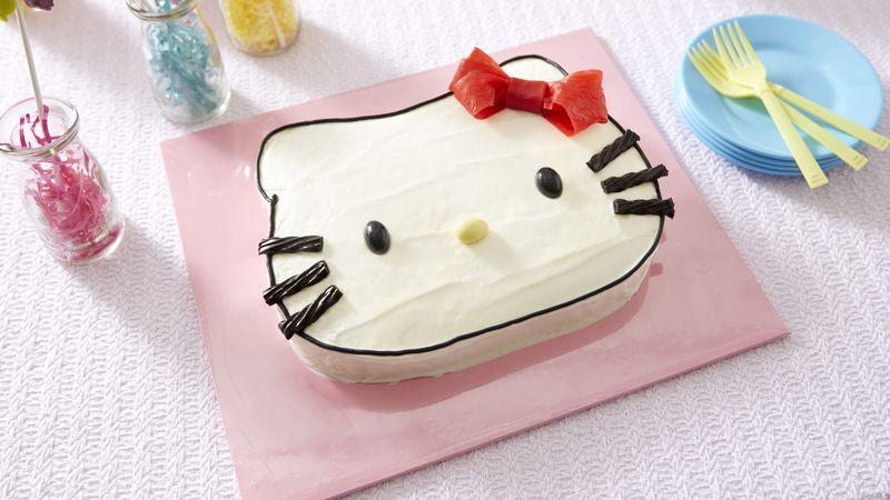 How to Make a Hello Kitty Party Favor Bag - BettyCrocker