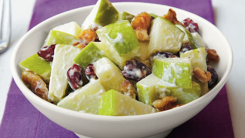 Green Apple Waldorf Salad Recipe Pillsburycom