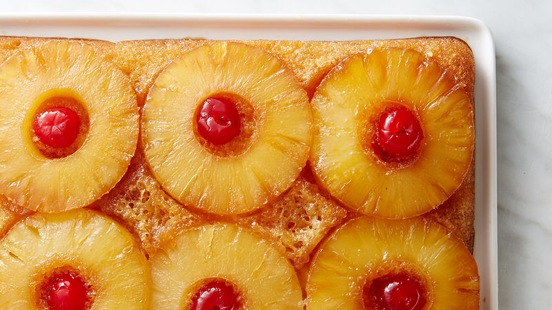 Easy Pineapple Upside-Down Cake Recipe - Tablespoon