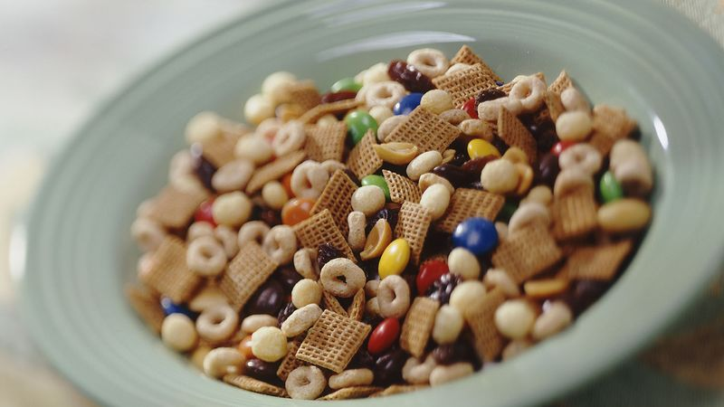 Munchy Trail Mix Recipe Bettycrockercom