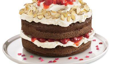 Black Forest Cake recipe from Betty Crocker