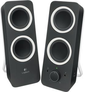 Logitech Multimedia Speakers Z200 (Black)