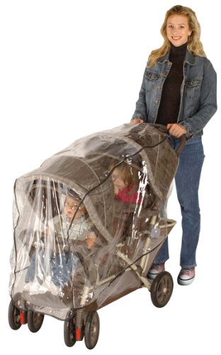 Best Double Jogging Pram J Is For Jeep Tandem Stroller Weather Shield Baby Rain