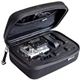 Give your action-cam set the home that it deserves, with the POV CASE This solid and compact zip-up case keeps your action-cam equipment perfectly organized and securely protected in any situation and at any given time. Stash away your cam and all it...