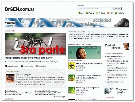 DrGEN.com.ar (Spanish Edition)