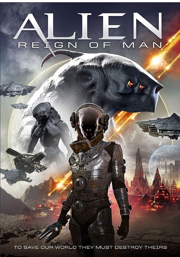 Resultado de imagen para Alien Reign of Man (2017)