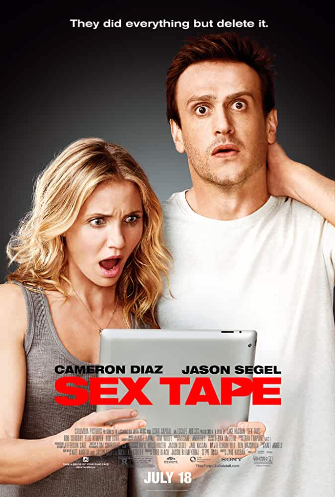 Sex Tape 2014 720p BRRip English Online Free Download