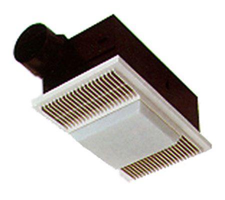 Nautilus bathroom heater fan light combinationunit white