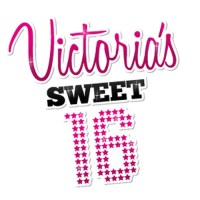 logo for Victoria's Sweet 16 | Logo design contest