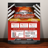 Keystone Lighting Madness Flyer (LED and Fluorescent Tubes ...