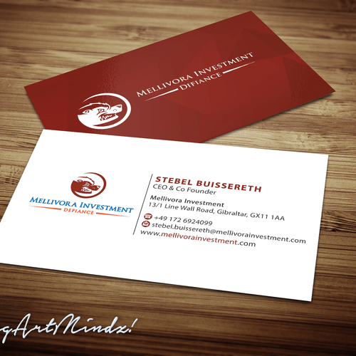 buissiness card