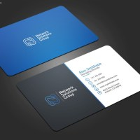 Flash new business card for IT startup | Business card contest