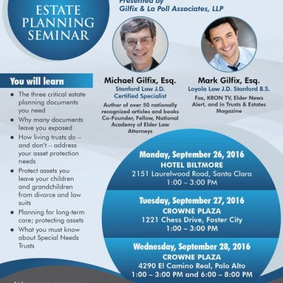 Create a newspaper ad for estate planning law firm | Postcard, flyer or print contest