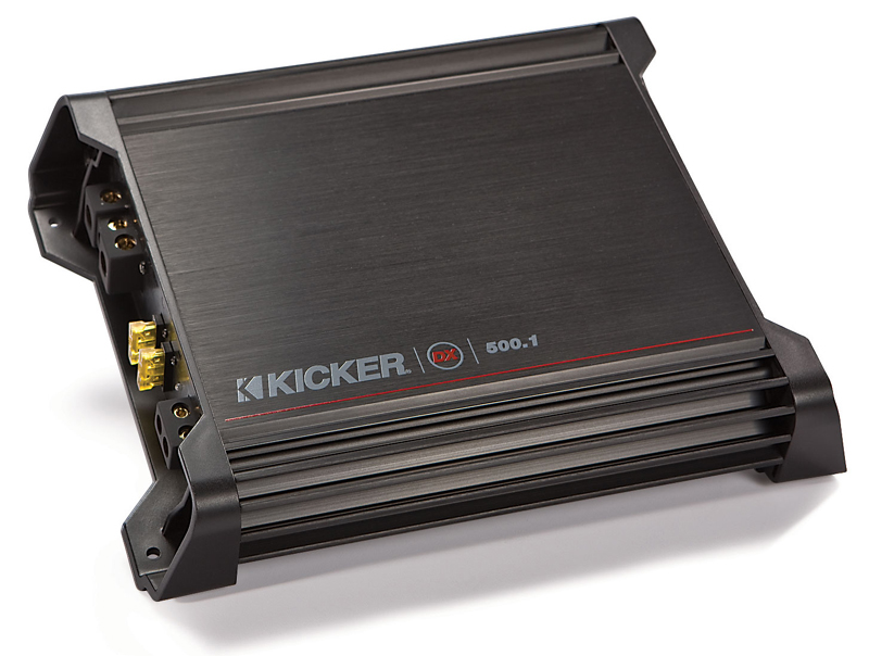 Kicker Car Stereo 15 In Sub 4 Ohm S15L7 Subwoofer  Dx5001 Amp W