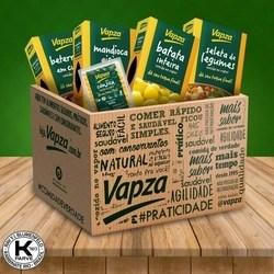 Kit Kosher Vapza com 22 Itens