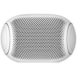 Caixa de Som Portátil LG Pl2 Meridian 5W Bluetooth 10h de Bateria IPX5 Comando de Voz - Branco