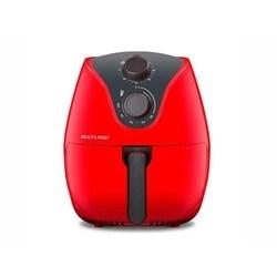 Fritadeira Elétrica Air Fryer 4L 1500W Multilaser Vermelha - CE083/CE084