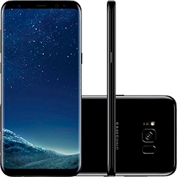 Smartphone Samsung Galaxy S8+ Dual Chip Android 7.0 Tela 6.2