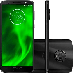 Smartphone Motorola Moto G6 64GB Dual Chip Android Oreo - 8.0 Tela 5.7