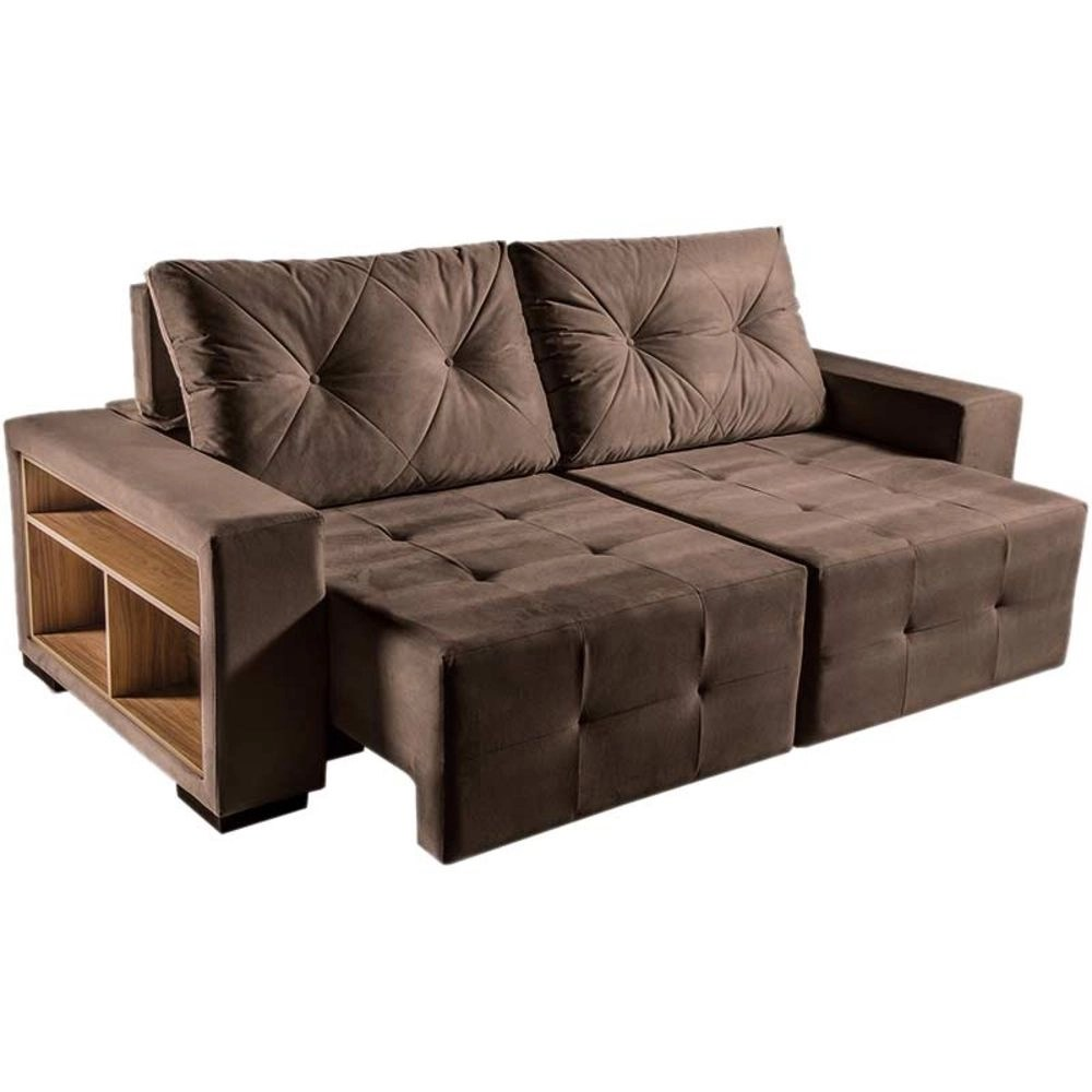 Sofa Retratil E Reclinavel Submarino Sofá Retrátil E Reclinável Omega 90cm S00190 2e Kappesberg
