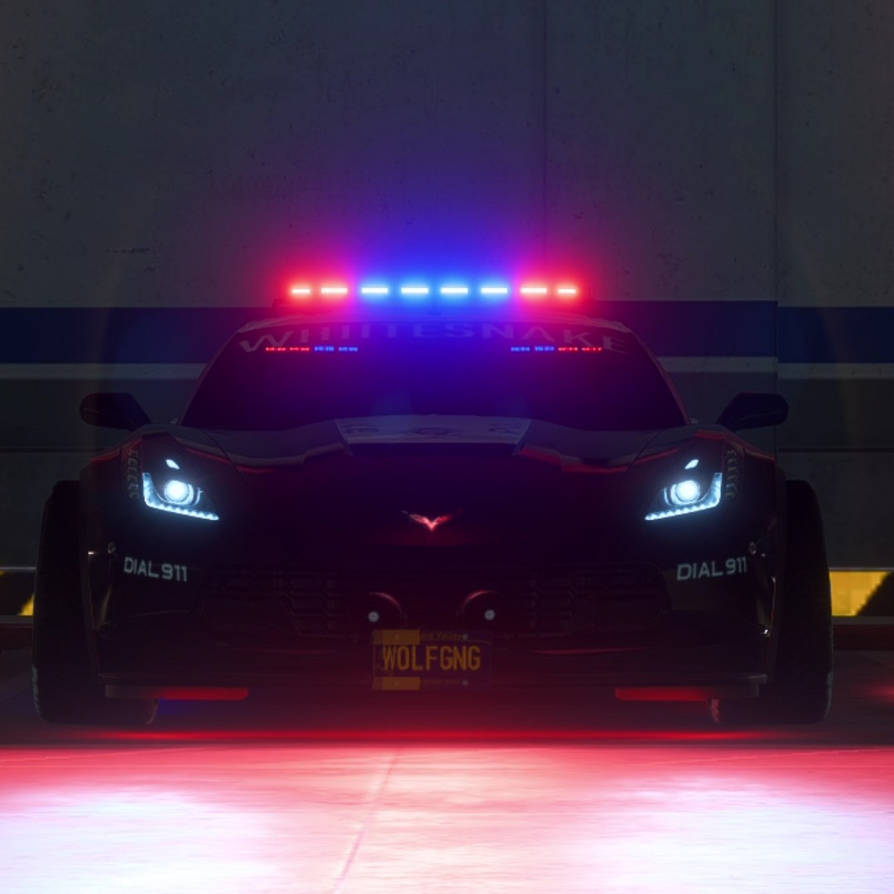 Cop Lights Disco Gif By Depeche Ninara On Deviantart