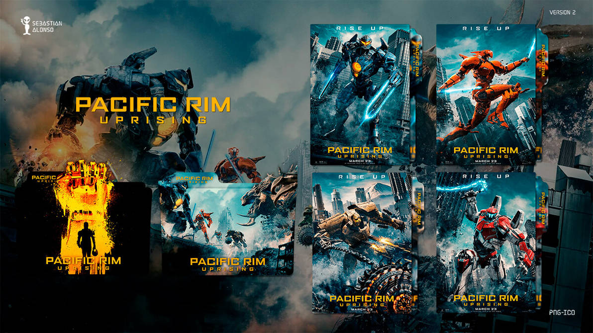 Action Folder Nl Pacific Rim Uprising 2018 Folder Icon 2 By Sebasmgsse On Deviantart