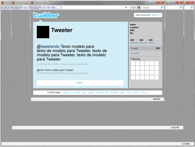 Twitter Template AI by ricardo-mhz on DeviantArt