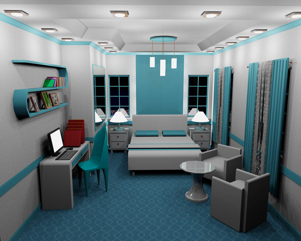 3d Interieur Designer 3d Interior Design Using Autocad By Iamhulyeta On Deviantart