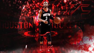 Chris Paul Houston Rockets Wallpaper HD by BkTiem on DeviantArt