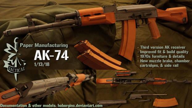 PM AK-74 by Hoborginc on DeviantArt