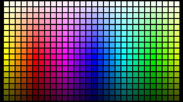 RGB color chart by ervis on DeviantArt