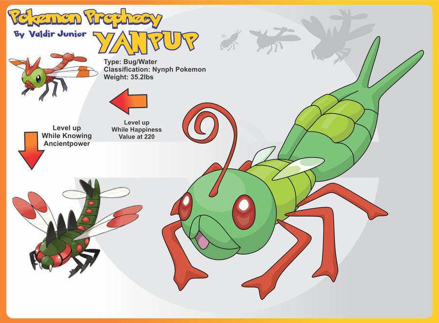 Yanma Evolution wwwpicswe