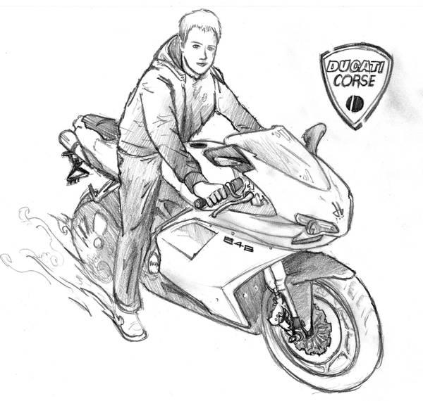 Custom Ducati - Wiring Diagram Database