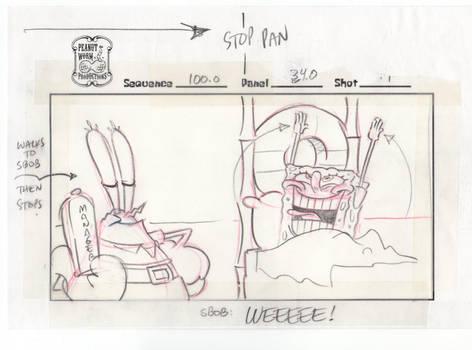 SpongeBob Movie storyboard WEEEEE!!! by shermcohen on DeviantArt