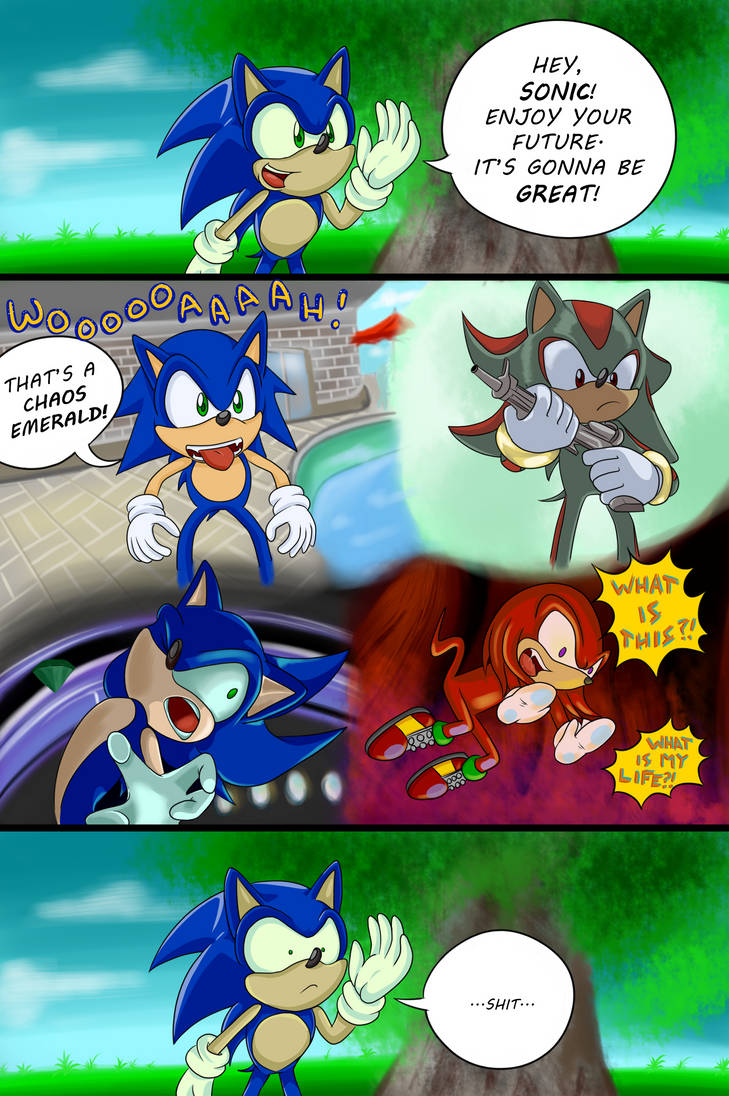 Bad 24 Sonic Fail 24 Bad Future By Riotaiprower On Deviantart