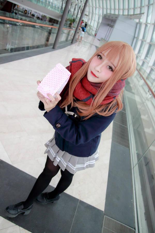 Anime Wallpaper Girl Cute Love Live Sunshine Christmas Kunikida Hanamaru By Xeno