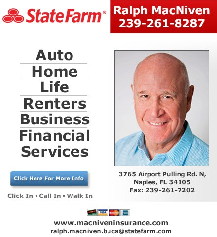 Ralph MacNiven - State Farm Insurance Agent - 3765 Airport Pulling