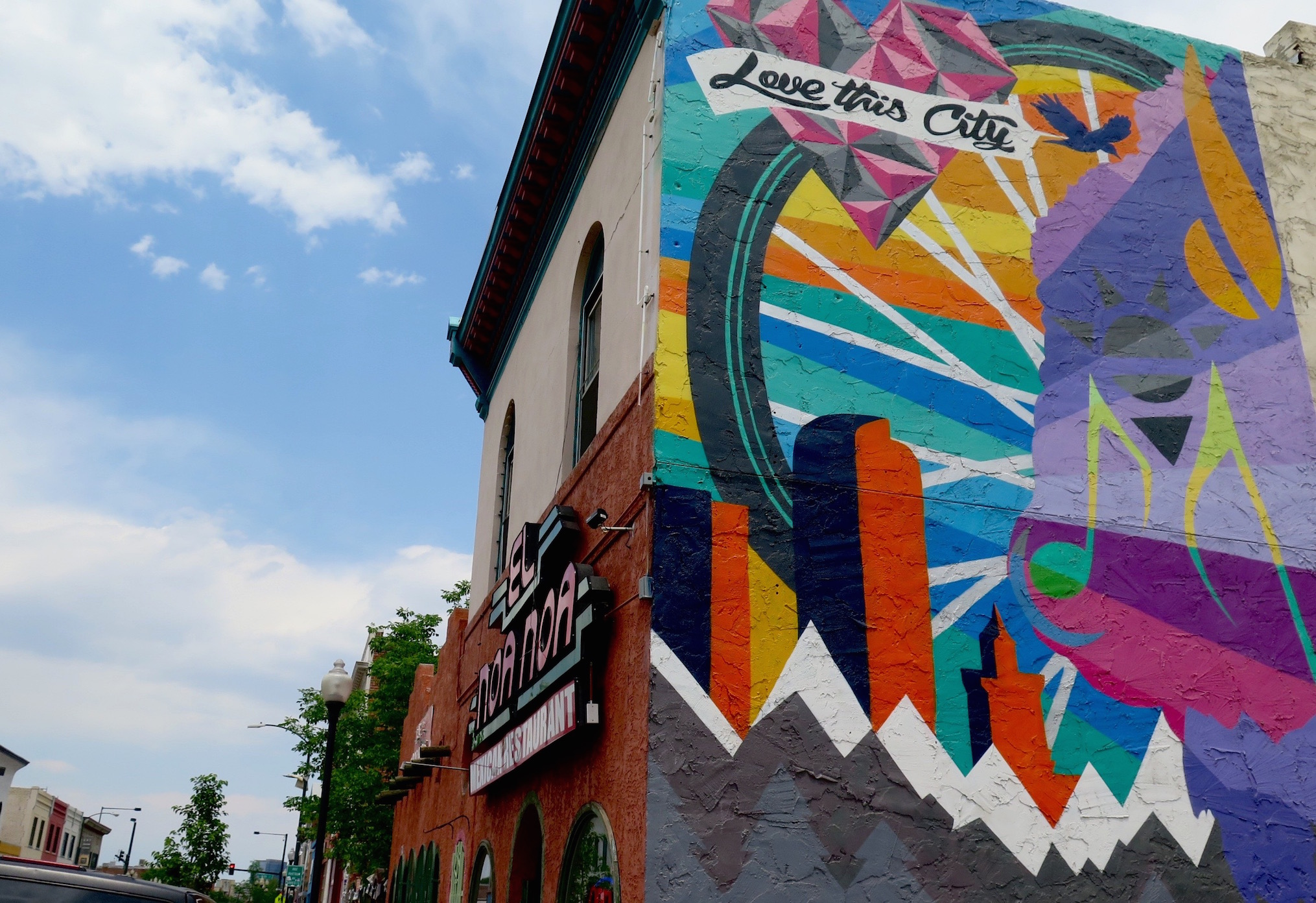 21 Denver Restaurants And Breweries With Epic Murals 303 Magazine