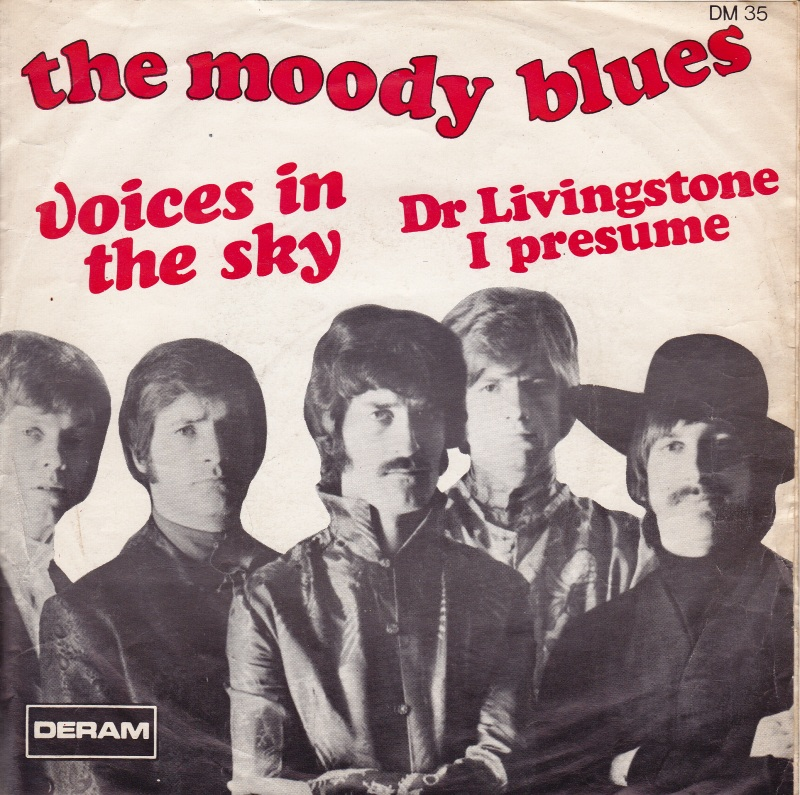 45cat - The Moody Blues - Voices In The Sky / Dr Livingstone I